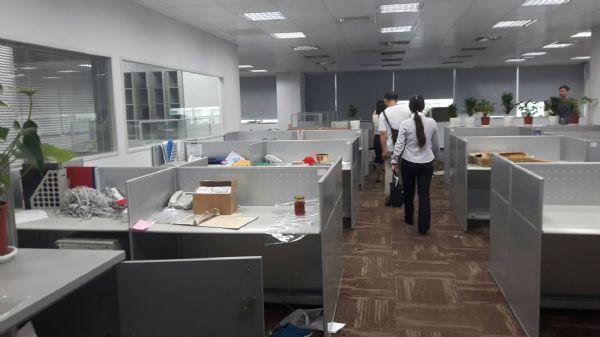 一層一戶優質管理 / 現成隔間裝潢092台北市內湖區辦公室出租-照片2