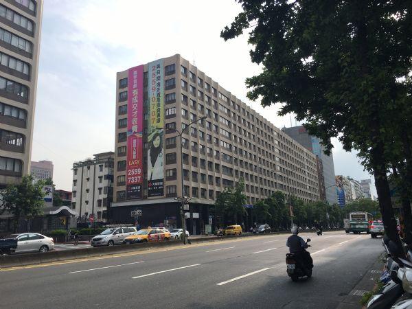大陸大樓台北市大安區辦公室出租-照片10