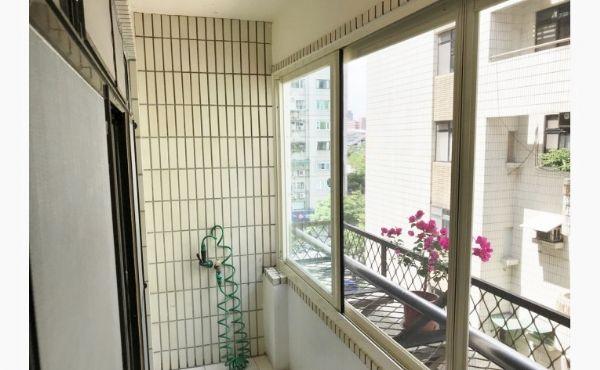 天母新光三越社區三房台北市士林區電梯華廈出租-照片9