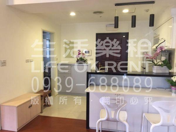 昇陽Grand ▎近信義安和台北市大安區電梯華廈出租-照片2