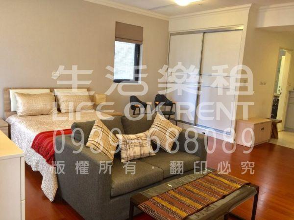 昇陽Grand ▎近信義安和台北市大安區電梯華廈出租-照片4