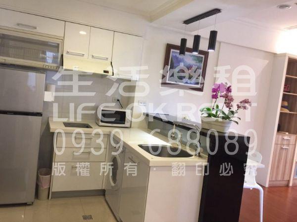 昇陽Grand ▎近信義安和台北市大安區電梯華廈出租-照片7