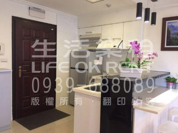 昇陽Grand ▎近信義安和台北市大安區電梯華廈出租-照片8