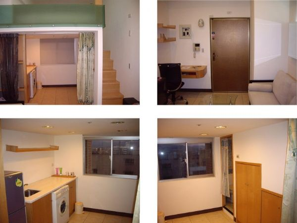 樓中樓獨立套房-重慶南路一段(富比仕)台北市中正區套房出租-照片2