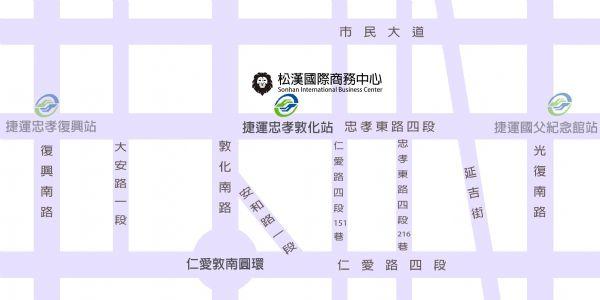 三普企業大樓台北市大安區辦公室出租-照片4