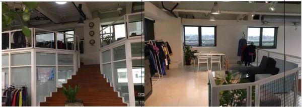 港墘兩層大坪數精美辦公出租台北市內湖區辦公室出租-照片2