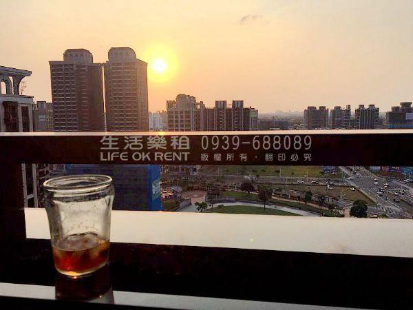 權視界15F▎近向陽公園桃園市桃園區電梯華廈出租-照片10