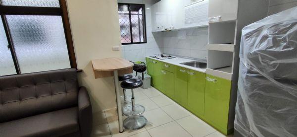 正一房一廳全新整理具電有廚房台中市北區套房出租-照片4