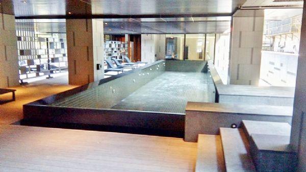 社子公園高樓景觀泳池社區台北市士林區電梯華廈出租-照片10